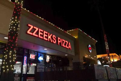 Jeremiah Green Zzeek's Pizza