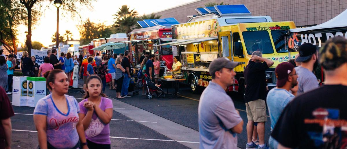 While an array of food trucks may be the main attraction at Ahwatukee Eats, four Ahwatukee moms have also secured a full-length animated family movie