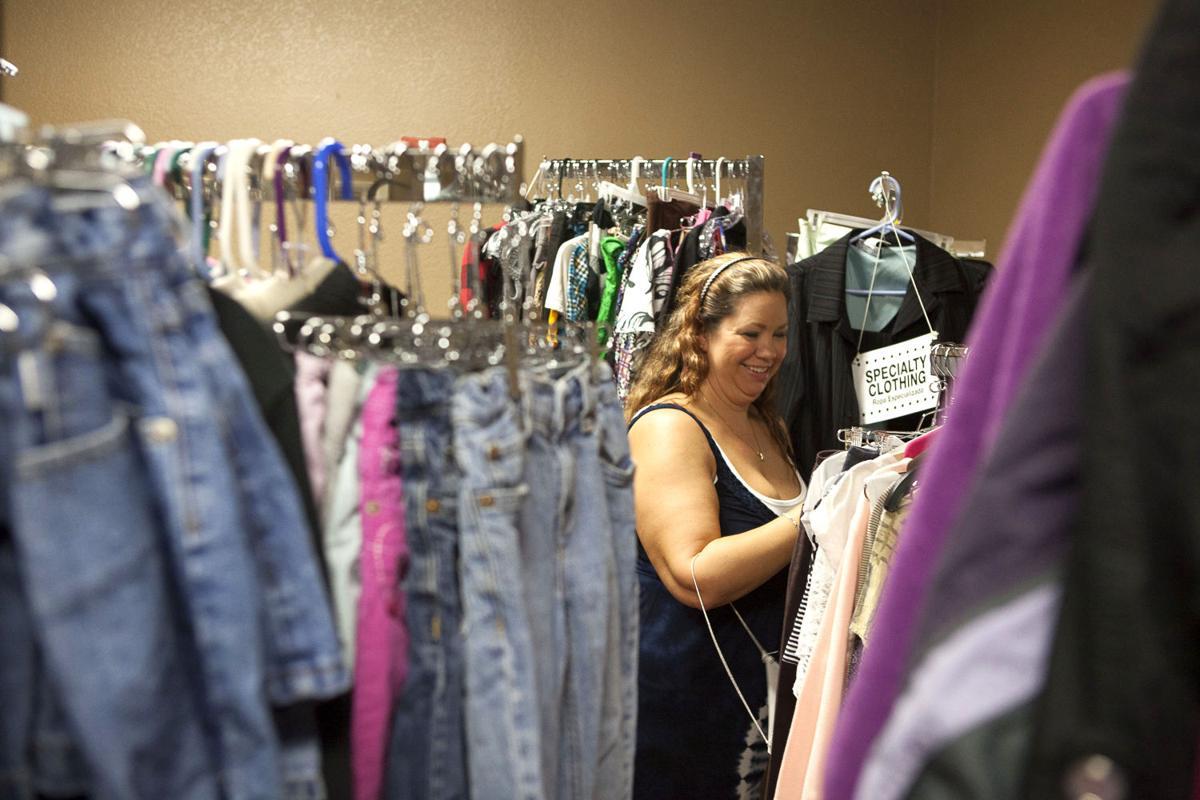 New Life Clothes Closet