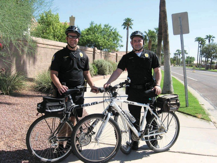 Community Action Officers