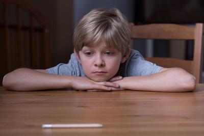 ASU symposium stresses 'trauma sensitive' schools Traumatized Boy Child Arizona