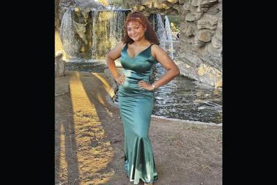 Mountain Pointe Class of 2021 member Shayla Mackenzie