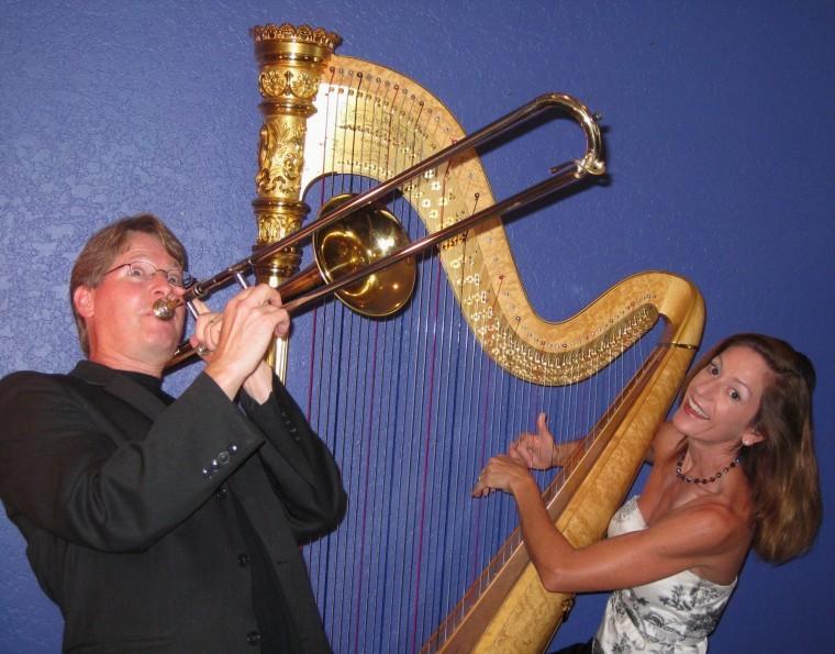 Rob Boone and Christine Vivona