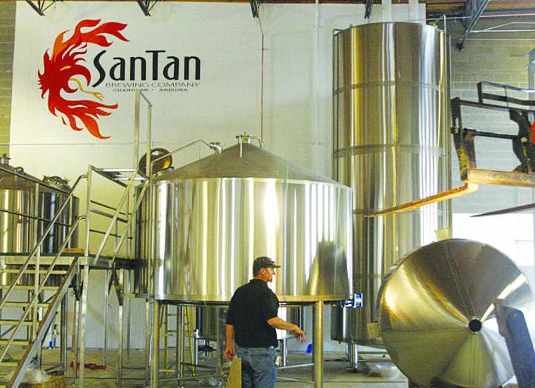 San Tan Brewery