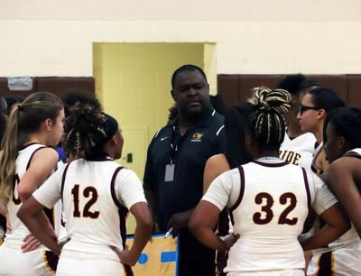 Mountain Pointe girls basketball