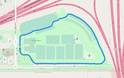 Pecos Center Park