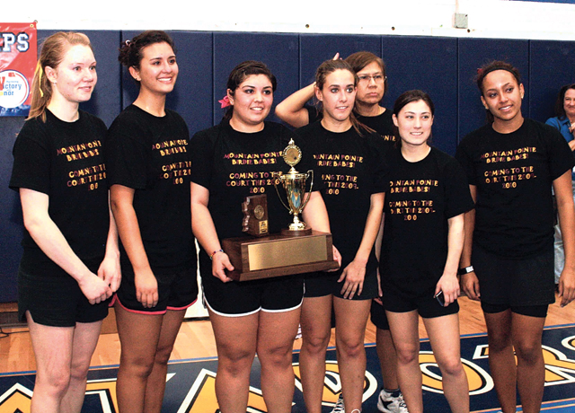Pride finish 2nd in state badminton final