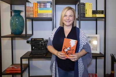 Ahwatukee author Erin Jade Lange