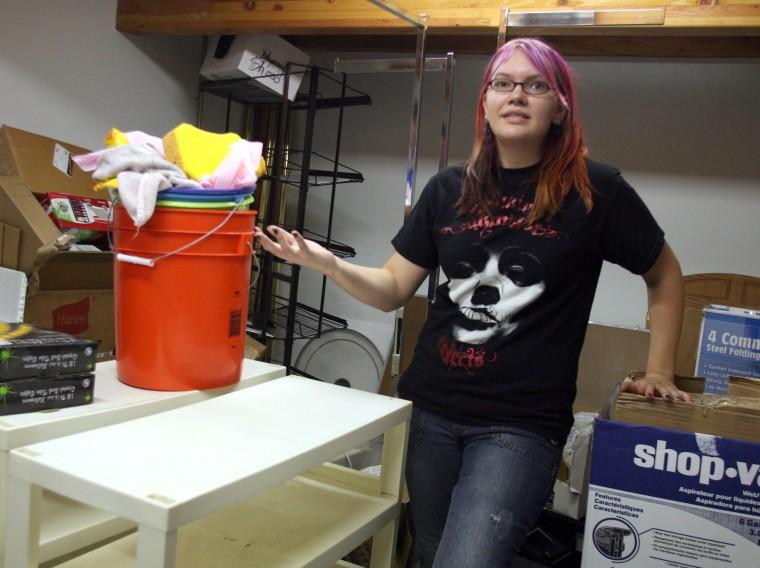 Evermore Nevermore basement
