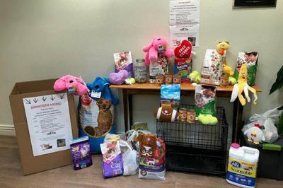 ABM seeking donations for pet pantry