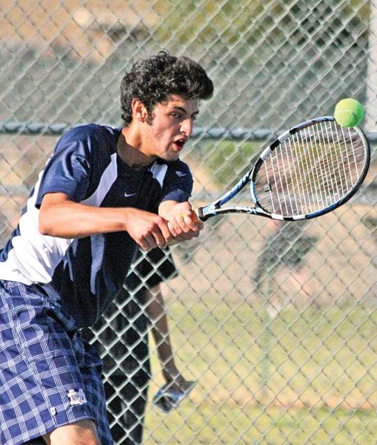 Saleem 'regenerated' for DV tennis season