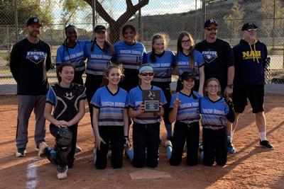 Horizon Honors Middle School Softball