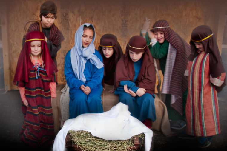 A Night in Bethlehem re-creates the Nativity