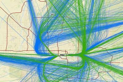 FAA sets workshops on noisy flight path changes