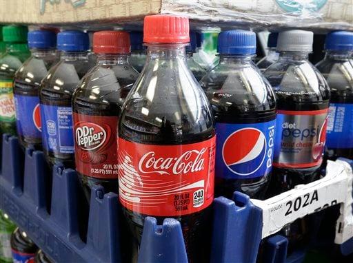 Sugary Drinks Warning Labels