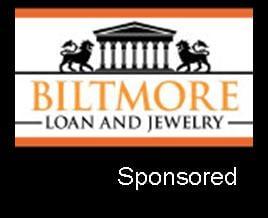 Biltmore Loan and Jewelry Sponsor