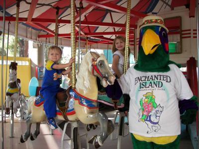 Enchanted Island amusement park