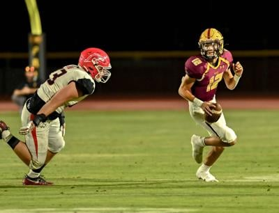 Mountain Pointe vs Brophy