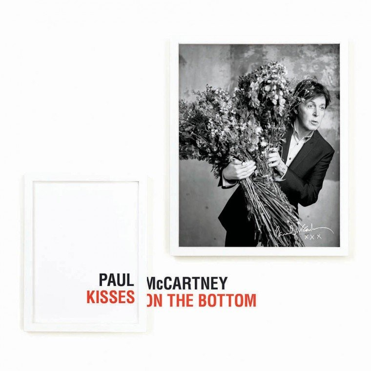 Paul McCartney Kisses on the Bottom