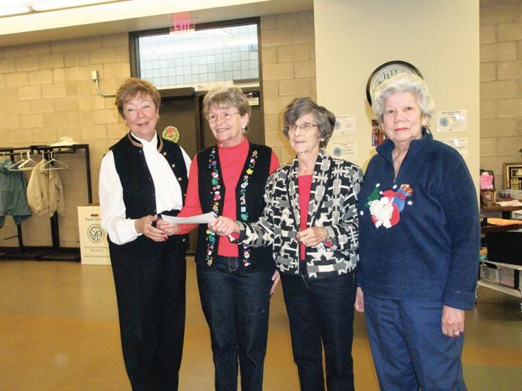 Pecos senior center making donation to YOPAS