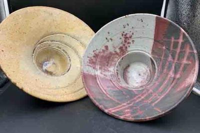 Desert Vista ceramics teacher Mark Honaker