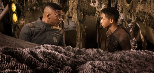 """""""After Earth"""" movie"""