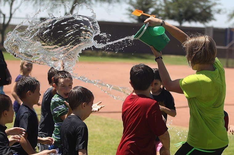 Water Day at Horizon