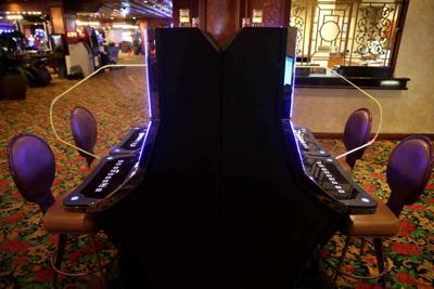 casinos COVID