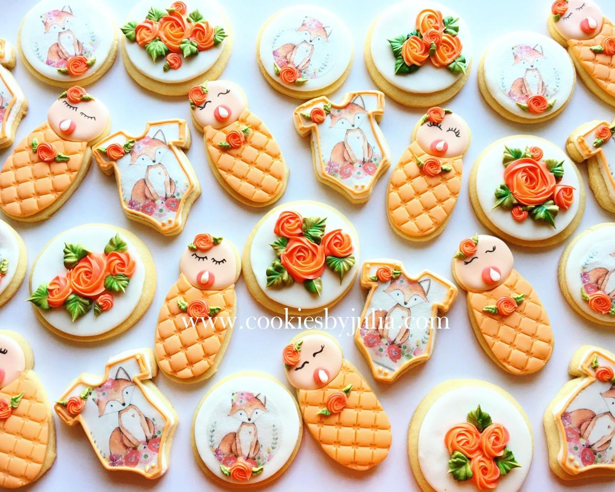 These Cookies by Julia will be part of the show