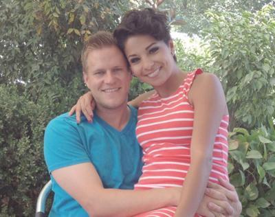 Brandon Hunt and Danielle Hurtado