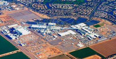 Intel plant