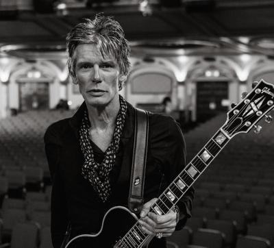 Charlie Sexton, David Bowie