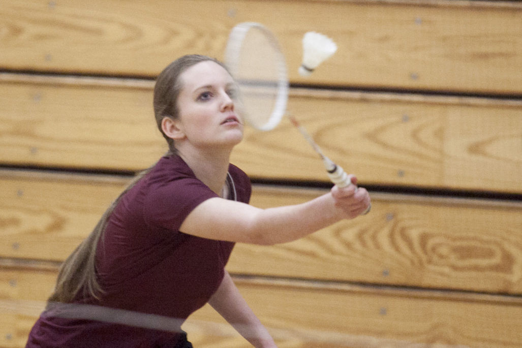 Badminton: MP vs Xavier