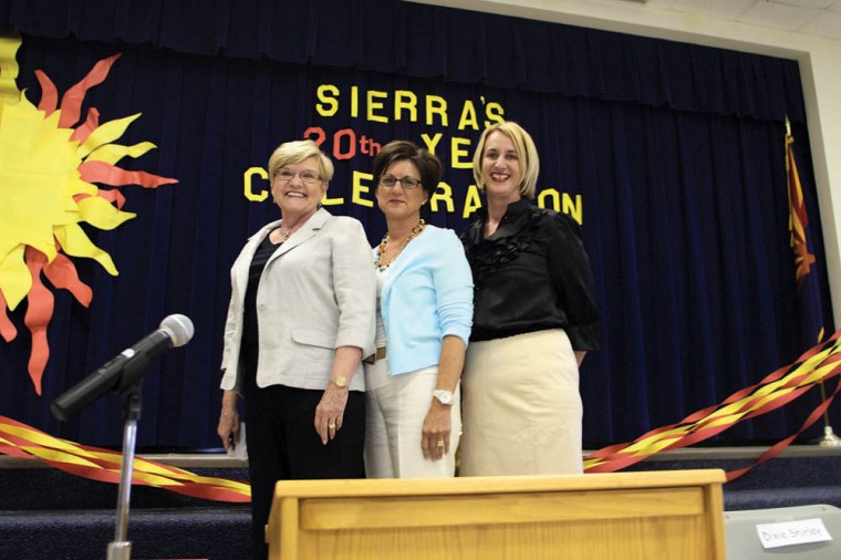 Sierra 20th anniversary
