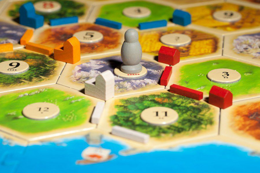 Board games have had a big resurgence in the past few years. More than 5,000 new board games were introduced in the U.S. last year, the gaming site Euromonitor International said