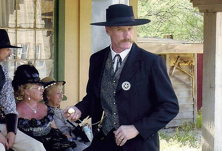 """Wyatt Earp: A Life on The Frontier"""