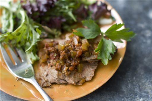 Food Healthy Creole Duck