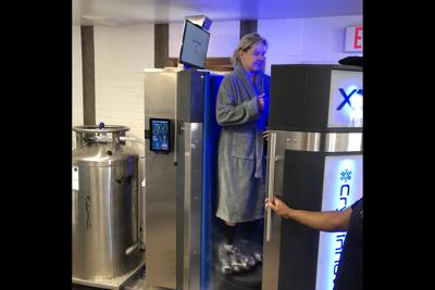 Cryo Tempe aims to put aches, pain on ice