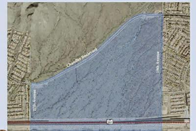 State Trust Land parcel in Ahwatukee