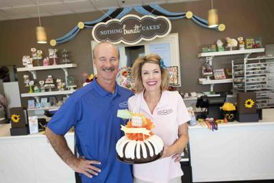 Rocky and Theresa Rebert Nothing Bundt Cakes