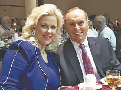 Patricia and Bob Bondurant