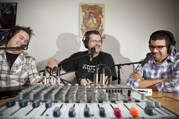 Four Eyed Radio