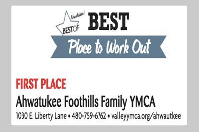 Ahwatukee Foothills Family YMCA 1030 E. Liberty Lane