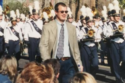 Memory of late Thunder band director lives on