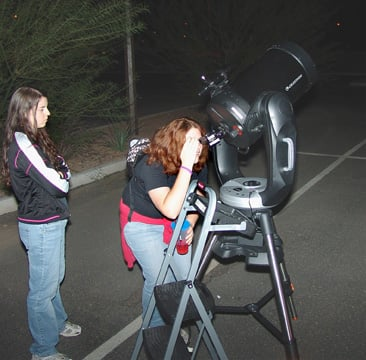 East Valley Astronomy Club