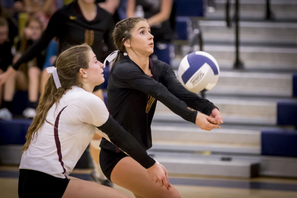 Volleyball: Mountain Pointe vs. Desert Vista