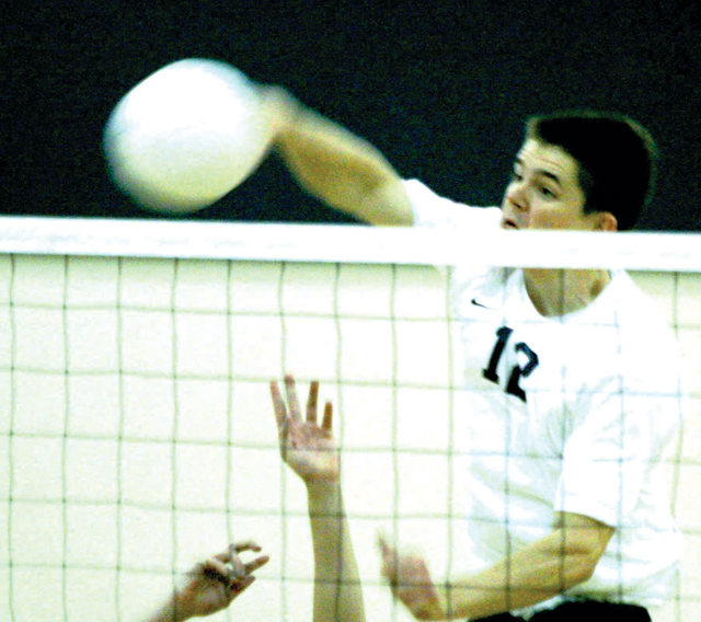 New path leads Tilleman to DV volleyball