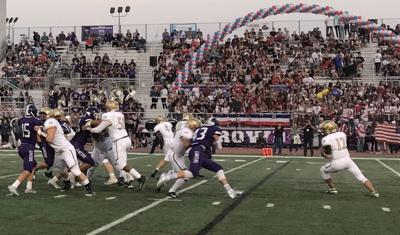 Desert Vista overcomes 14-point deficit for win in California