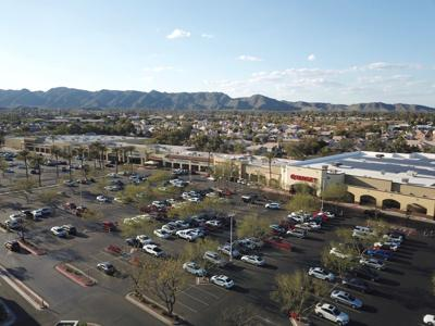 Target strip mall here sold to California real estate company