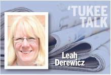 Tukee Talk Leah Derewicz
